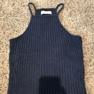 NWOT Abercrombie and Fitch crop top